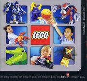 Κατάλογος προϊόντων LEGO® για το 2003 (πρώτο εξάμηνο)