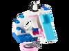 41043 Le pingouin et son aire de jeux de glace