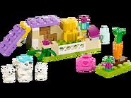41087 Les bébés lapins et leur maman