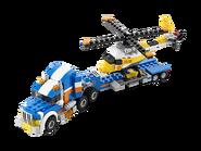 5765 Le transporteur d'hélicoptère