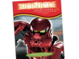 B594 BIONICLE Adventures 10: Time Trap