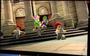 Clown Robbers