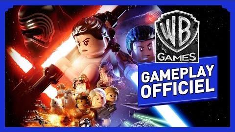 LEGO Star Wars Le Réveil de la Force - Gameplay Officiel