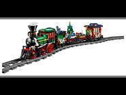 10254 Le train de Noël 2
