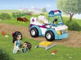 41086 L'ambulance vétérinaire