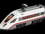 60051 Le train de passagers à grande vitesse 4