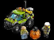 60121 Le camion d'exploration du volcan