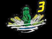70687 Spinjitzu Attack - Lloyd 5