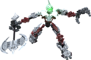 Axonn in Bionicle Heroes