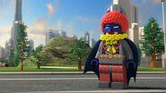Batman clown-Flash