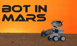 Bot in Mars