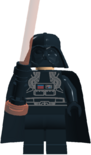 Darth Vader (Unfolded)