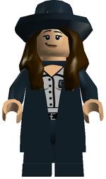 Detective Renee Montoya