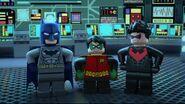 Intro Bat family 1-S'évader de Gotham City
