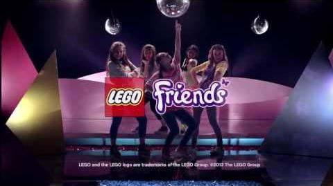 Une f te surprise wiki lego fandom powered by wikia - Lego friends l ecole ...