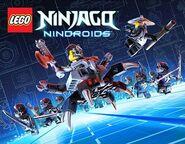 LEGO Ninjago Nindroids 11