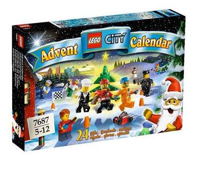 7687 City Advent Calendar Brickipedia Fandom Powered By Wikia