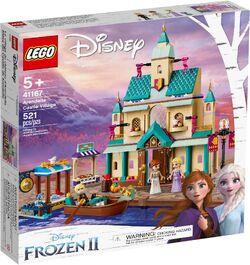 41167 Arendelle Castle Village Box