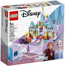43175 Anna and Elsa's Storybook Adventures Box