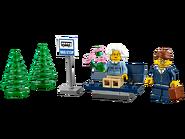 60134 Le parc de loisirs - Ensemble de figurines City 7