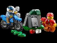 60170 La poursuite en moto tout-terrain