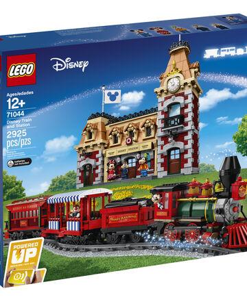 LEGO DISNEY GOOFY MINIFIGURE FIGURE 71044 EXCLUSIVE DISNEY TRAIN CHARACTER