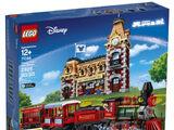 71044 Disney Train and Station