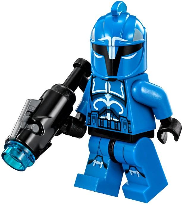 LEGO STAR WARS MINIFIGURE SENATE COMMANDO MINIFIG From 75088