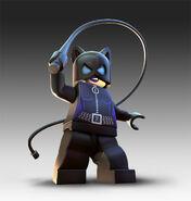Catwoman LEGO Batman 2