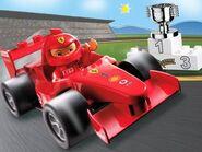DUPLO Ferrari F1