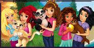 Friends Animaux Série 6 b