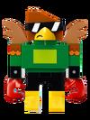 Hawkodile-Unikitty!