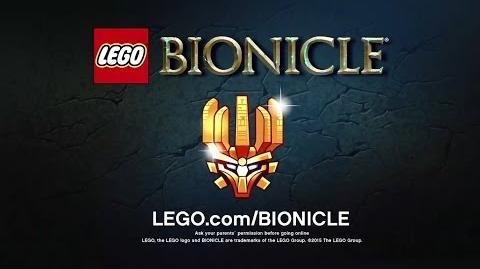LEGO® BIONICLE™ -- Η ιστορία