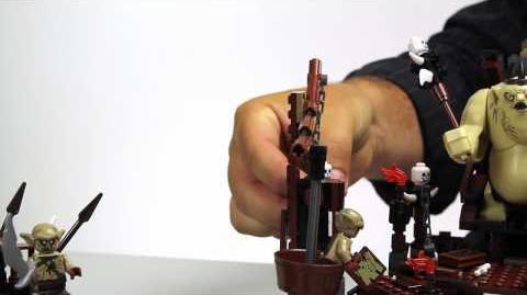 LEGO The Hobbit - The Goblin King Battle 79010