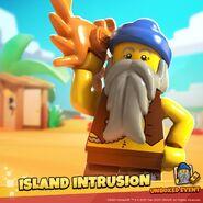 LLHU Island Intrusion