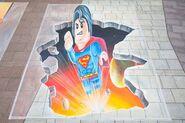 Leon Keer Hambourg Superman