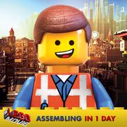 The LEGO Movie Emmet 5