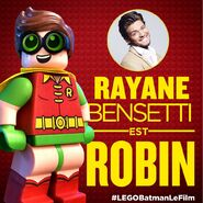 Vignette Batman Movie Rayane Bensetti