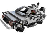 21103 La machine à remonter le temps DeLorean