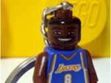 4204367 Kobe Bryant Key Chain