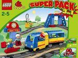 66429 DUPLO Trains Super Pack