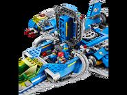 70816 Le vaisseau spatial de Benny 6