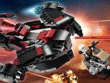 75145 Le vaisseau Eclipse