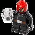 Crâne rouge-76065