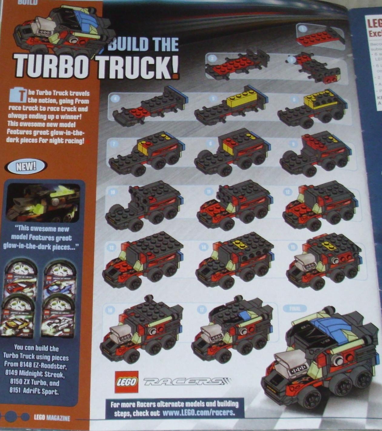 Turbo Truck Brickipedia Fandom Powered By Wikia