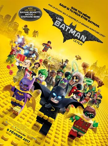 Lego Batman Le Film Wiki Lego Fandom Powered By Wikia