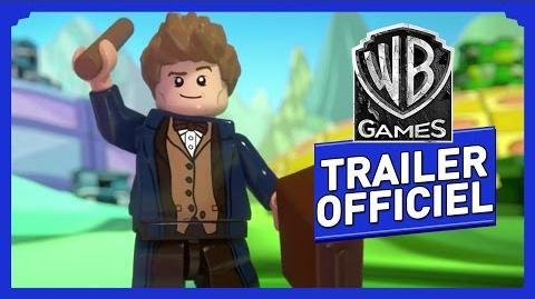 LEGO Dimensions - Rencontre Avec Un Héros ! - Newt Scamander - Trailer Officiel
