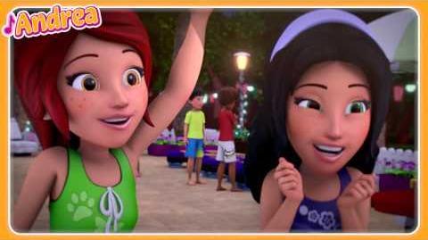 LEGO Friends - Let's be Friends - Music Video