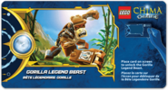 Legends of Chima Online Gorille légendaire