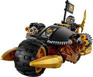 Lego Ninjago Blaster Bike 5